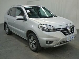 2015 Renault Koleos H45 Phase III Bose SE (4x2) Silver Continuous Variable Wagon Moonah Glenorchy Area Preview
