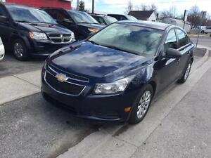2011 Chevrolet Cruze LS w/1SA **WARRANTY INCLUDED**