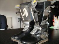 Forma Gripper Trials Riding Boots