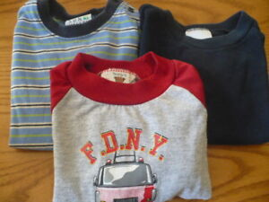 3 Size 18 Month T-Shirts