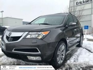 2012 Acura MDX SPTENT