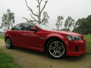 2007 Holden Commodore VE SS Red 6 Speed Sports Automatic Sedan Dandenong Greater Dandenong Preview