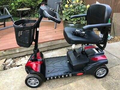 Drive Style Plus mobility scooter