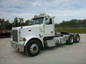 2006 Peterbilt 378 T/A Hiway Tractor - Day Cab