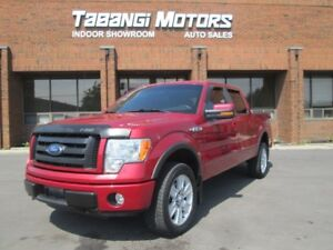 2010 Ford F-150 FX4 |NAVIGATION | LEATHER | SUNROOF |
