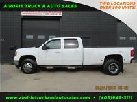 2011 GMC Sierra 3500HD SLT Crew Cab Long Box Dually Diesel