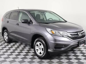 2016 Honda CR-V LX w/Heated seats-Accident Free-AWD-Bluetooth