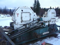 sawmill and planer equipment