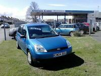 2004 (04) FORD FIESTA 1.25 Finesse