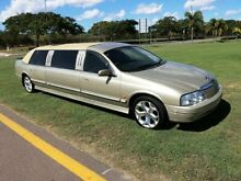 2000 Ford LTD AU Gold 4 Speed Automatic Sedan Townsville 4810 Townsville City Preview