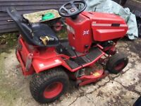Spares or repairs two ride on Mowers
