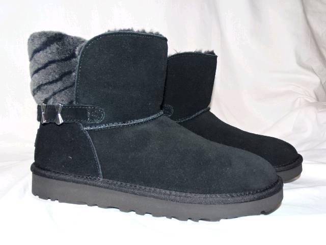 UGG Boots - Adria - Black - UK 6.5
