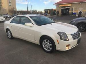 CADILLAC CTS  LEATHER SUNROOF CERTIFIED & E-TEST
