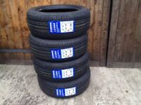 4x 215 55 16 W rated XL landsail tyres brand new