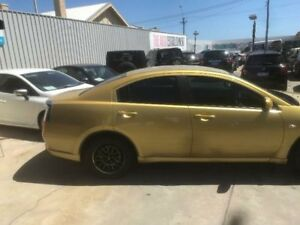2005 Mitsubishi 380 DB VR-X Yellow 5 Speed Sports Automatic Sedan