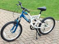 BOYS/GIRLS VERTIGO ETNA BIKE 20""