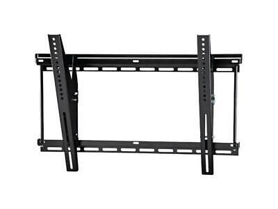 OmniMount 54FB-T Large Flat Panel Mount Tilt 175 Pounds Max Black Steel
