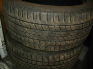 295/40R21 Continental CrossContact UHP MO