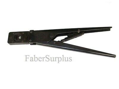 Amp 90222-6-e Crimper Electrical Crimping Tool Surplus