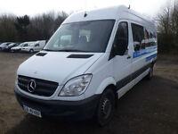LHD LEFFT HAND DRIVE Mercedes-Benz Sprinter 2.2TD ( 3500kg ) 313CDi LWB HIGH TOP