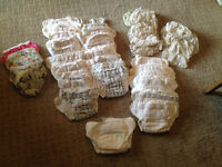 Couche lavable; cloth diapers