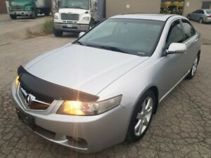 2005 Acura TSX Accident free,  Leather and Sunroof