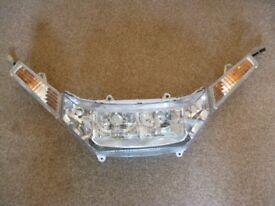 Goldwing GL1500 Headlight & indicators