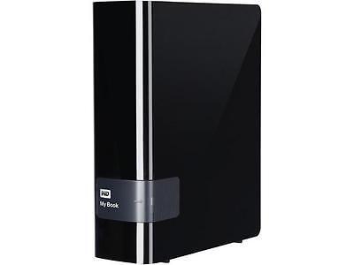 "WD My Book 2TB USB 3.0 3.5"" Hard Drives - Desktop External WDBFJK0020HBK Black"