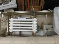Antique style Column radiator