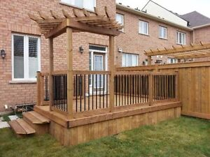 Barrier Fence & Deck Stratford Kitchener Area image 7