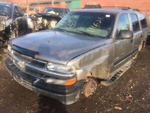 2002 Chevy Tahoe just in for parts at Pic N Save!