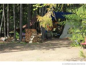Fully Operational Camp Ground in Beautiful  Nakusp & Arrors Lake