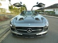 "Mercedes-Benz SLS AMG Coupe GT Final Edition ""neu"" Deutsch"