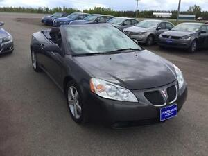 SOLD SOLD SOLD 2007 Pontiac G6 2dr Convertible GT Mint Condition