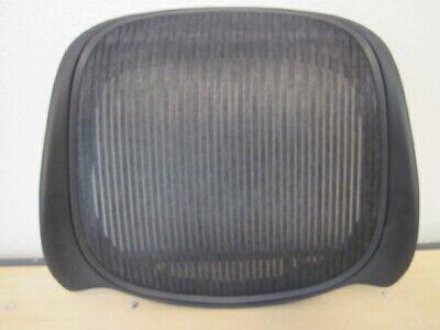 Herman Miller Aeron Chair Replacement Seat Graphite Size B Medium Parts 23