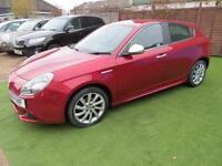 2011 Alfa Romeo Giulietta 1.6 JTDM-2 Veloce 5dr SERVICE HISTORY