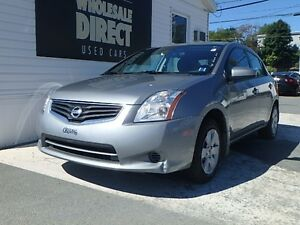 2010 Nissan Sentra SEDAN 6 SPEED 2.0 L