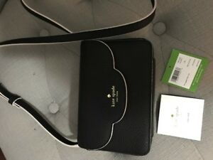 Nwt kate spade leewood place mini makayla crossbody bag