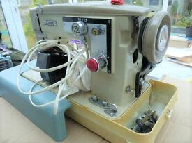 'Spares or Repair' Vintage JONES SEWING MACHINE