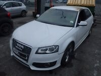 2012 AUDI S3 BREAKING FOR PARTS