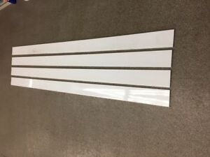 SNOWMOBILE RAMP PLASTIC SLIDERS