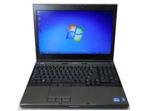 Dell Precision m4600 Intel Core i7 -2720QM @ 2.2 ghz