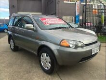 2001 Honda HR-V (4x4) (4x4) CONTINUOUS Continuous Variable Wagon Brooklyn Brimbank Area Preview