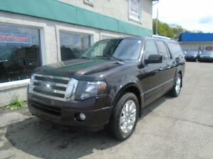 Ford Expedition Max Limited 2013, Toute Équipée!!!