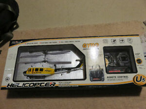 R/C Helicopter - Medium Size Outdoor Suitable Flying! RARE!