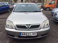 Vauxhall Vectra diesel automatic 2003, starts and drives well, MOT until 31st March, clean inside an