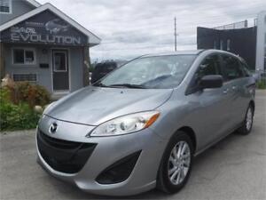 2012 Mazda Mazda5 GS/6SP/126km, CERTIFIED+WRTY $6690