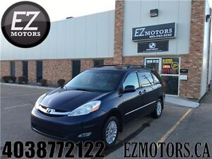 2007 TOYOTA SIENNA XLE AWD=DVD=LOADED=WARRANTY
