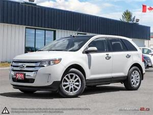 2011 Ford Edge SEL,PANO ROOF,B.TOOTH,LEATHER,HEATED SEATS