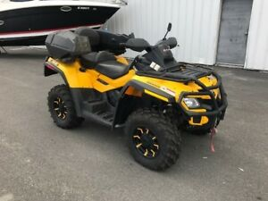 2012 CAN AM outlander max xt 650